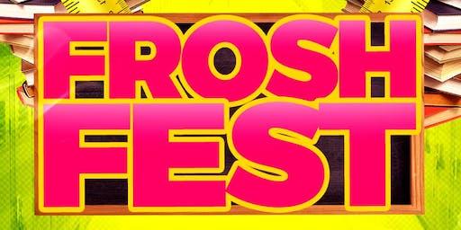 OTTAWA FROSH FEST @ THE BOURBON ROOM | OFFICIAL MEGA PARTY!