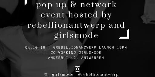 pop up & network event