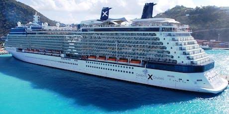Conférence Croisière Celebrity Cruise tickets