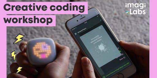 Creative Coding Workshop Gothenburg