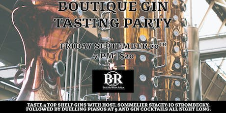 Boutique Gin Sampling Party tickets