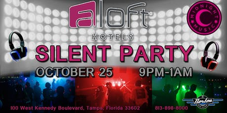 October Silent Party tickets
