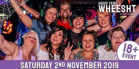 HYW 18+ Halloween Fancy Dress Party at STYX Kirkcaldy (Nov 2nd) tickets