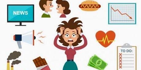 Atelier: comment cohabiter avec son stress billets