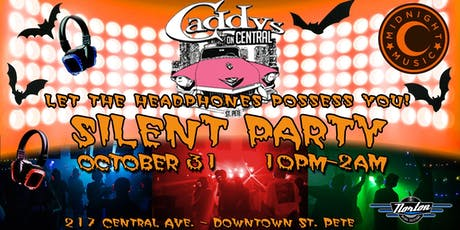 Halloween Night Silent Party tickets