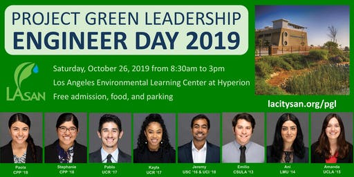 LA Sanitation & Environment's Engineer Day 2019