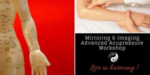 Mirroring and Imaging Adv Acupressure Workshop - continuing Ed