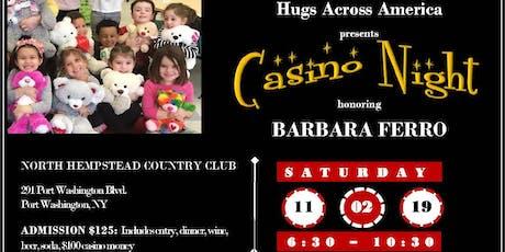 2019 Casino Night Fundraiser for Hugs Across America! tickets