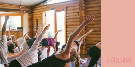 Girlvana- Movement, Meditation and Mentorship for teen girls  tickets