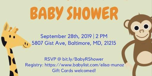 Elisa & Reggies Baby Shower