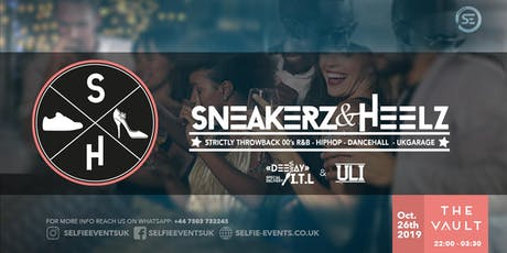 Sneakerz & Heelz tickets