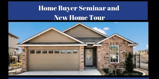 Home Buying 101 & DR Horton Home Tour