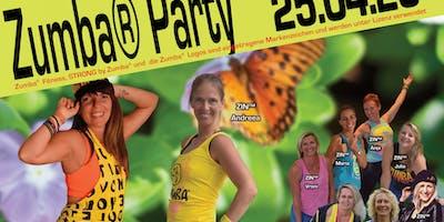 Strong® Master Class und Zumba® Party mit Anita Kroiss