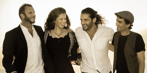 Adam Ezra Group w/Lisa Bouchelle