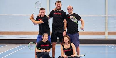 MeetSport badmintonovy turnaj