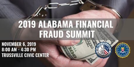 2019 FINANCIAL FRAUD SUMMIT tickets