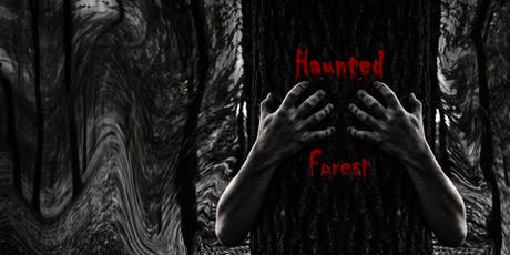 Haunted Forest tickets