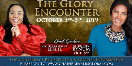 Chainbreakers 6th Greater Power Conference  tickets