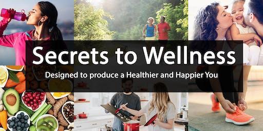 Secrets to Wellness