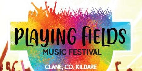The Playing Fields Festival 2020 tickets
