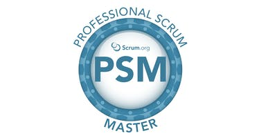 Professional Scrum Master I - SP Novembro