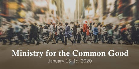 Ministry for the Common Good tickets