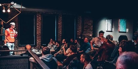 Backsplash : Comedy & Cocktails tickets