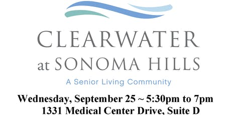 After Hours Networking Mixer - Hosted by Clearwater Living at Sonoma Hills  tickets