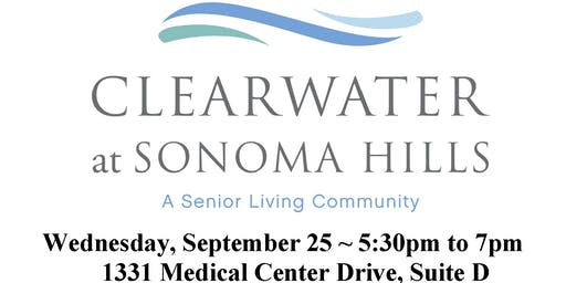 After Hours Networking Mixer - Hosted by Clearwater Living at Sonoma Hills