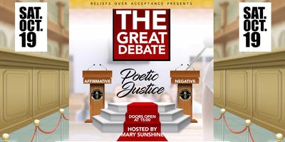 The Great Debate Poetic Justice