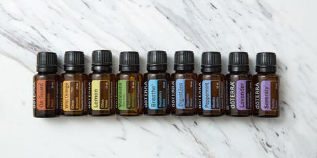 Natural Solutions using Essential Oils tickets
