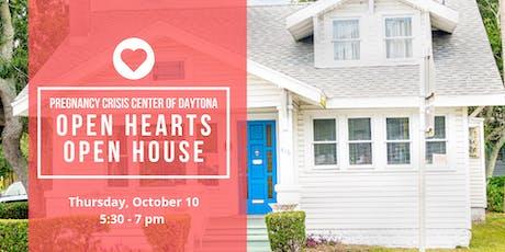 Pregnancy Crisis Center of Daytona Open House tickets