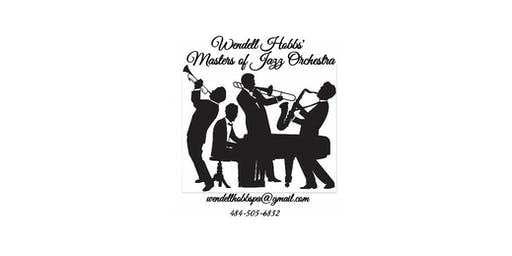 Wendell Hobbs' Masters of Jazz Orchestra Christmas Concert and Show