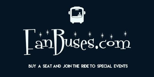 Cotton Bowl Transportaion Fan Buses - Dallas to Arlington
