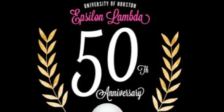 Epsilon Lambda 50th Anniversary Celebration tickets
