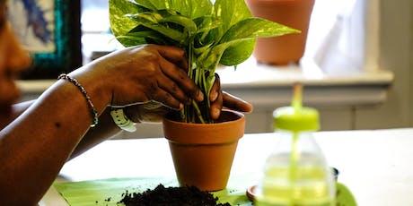 Plant & Pour  tickets