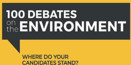 100 Debates for the Environment Dufferin-Caledon
