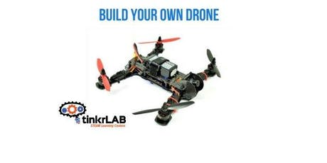 Build a Drone tickets