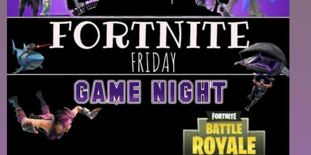Fortenite Battle Royale Tickets, Fri, Sep 13, 2019 at 5:00