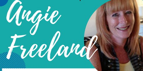 An evening of Spiritual Mediumship with Angie Freeland tickets