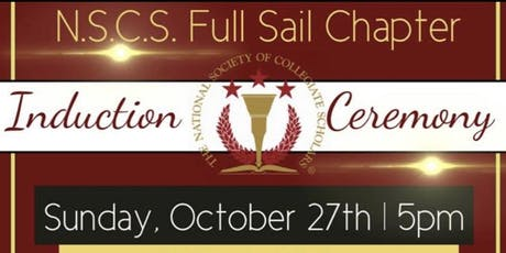Fall Induction 2019 tickets