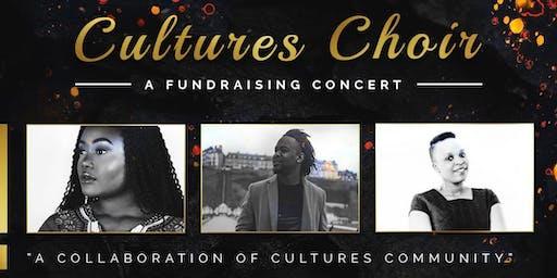 Cultures Choir Concert - A Fundraising Concert
