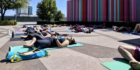 Yoga at Symphony Park tickets