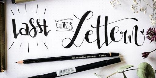 After Work Handlettering Basic Workshop