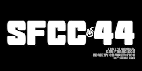 FINALS - 44th Annual San Francisco International Comedy Competition tickets