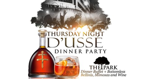 The Dinner Party Thursday at The Park!