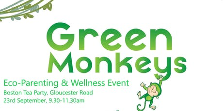 Green Monkeys Eco-Parenting & Wellness Event tickets