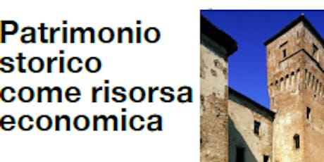 TRESIGALLO (FE) - Dal progetto al cantiere: patrimonio storico come risorsa economica biglietti