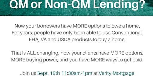 QM or Non QM Lending? Close even more deals