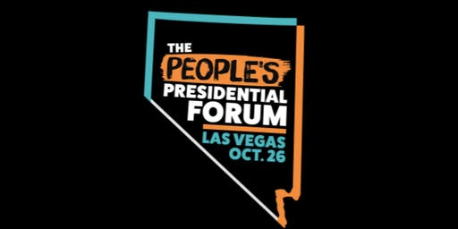 The People's Presidential Forum, Nevada